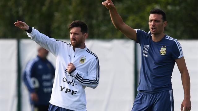 Argentina: Lionel Scaloni nuovo ct ad interim. L'ex di Lazio e Atalanta al timone fino a fine 2018
