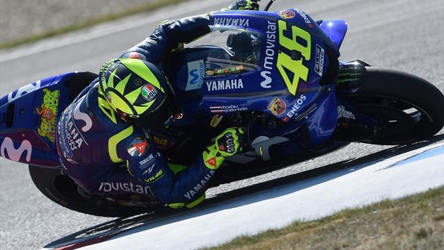 Rossi muss Umweg über Q1 nehmen