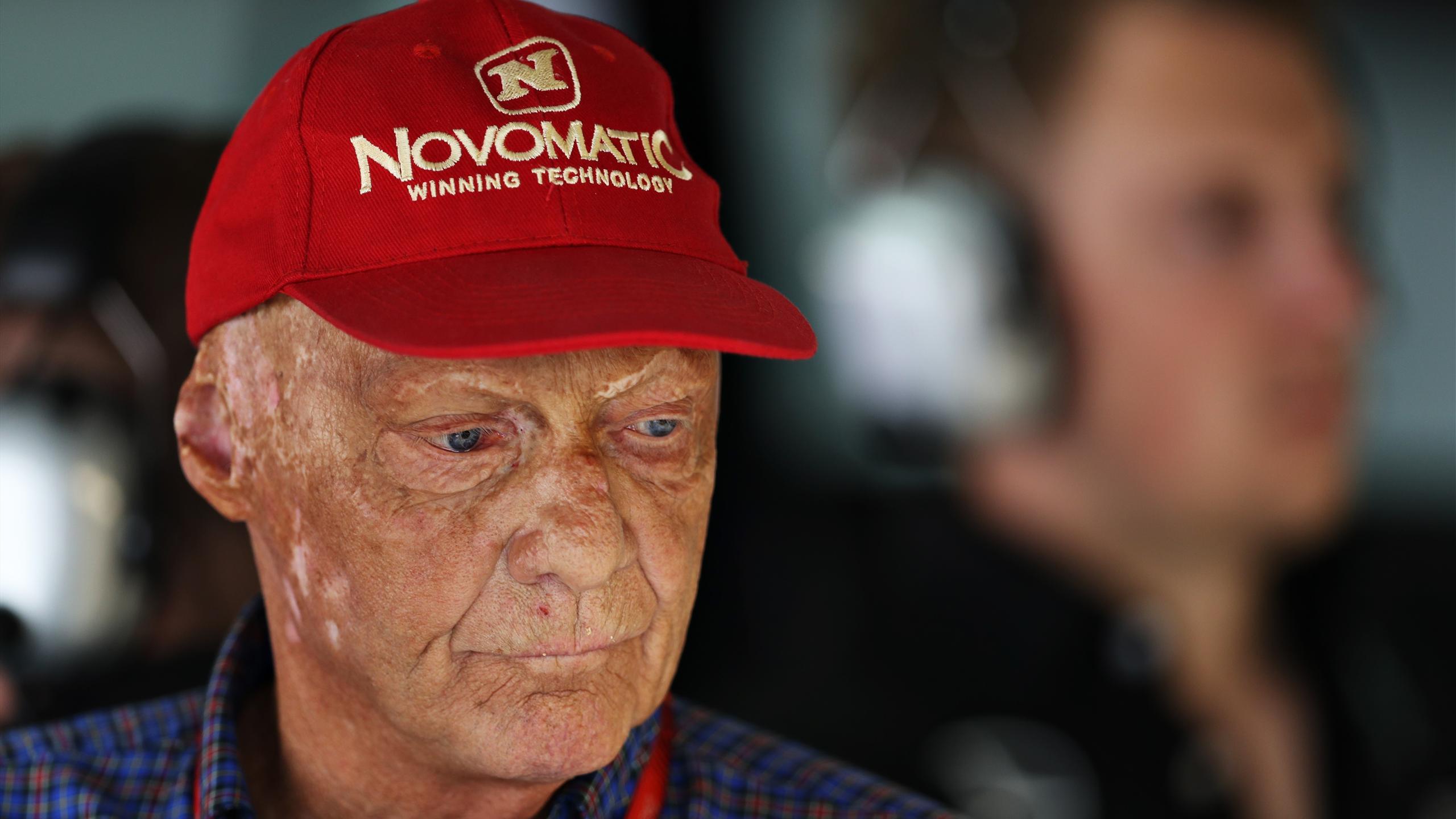 Niki Lauda Unfall Verletzungen