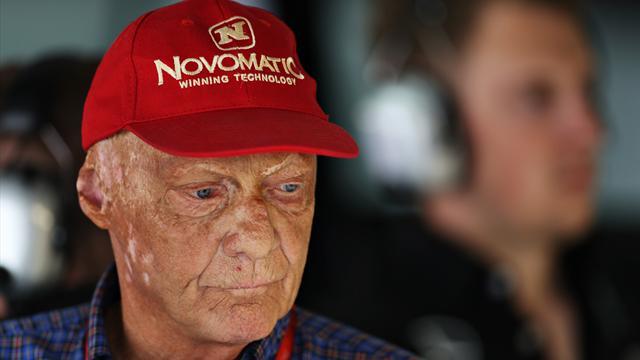Lauda, légende et miraculé de la F1, s'est éteint