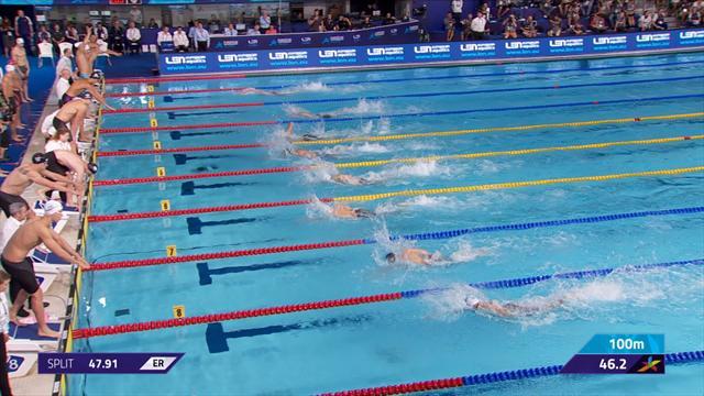 Campeonatos Europeos: Rusia lidera el 4x100 masculino