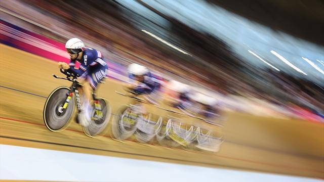L'alchimie du cyclisme sur piste