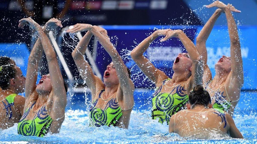 9985984dba3b Nuoto sincronizzato: la Russia domina, ma l'Italia conquista un grande  bronzo - Campionati Europei di nuoto sincronizzato 2018 - Nuoto  Sincronizzato - ...