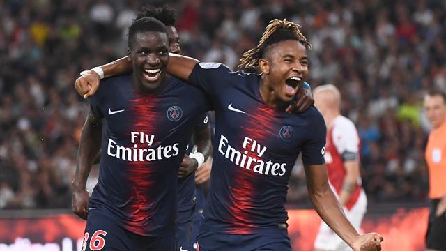 Supercopa Francia, PSG-Mónaco: Aquí manda París (4-0)