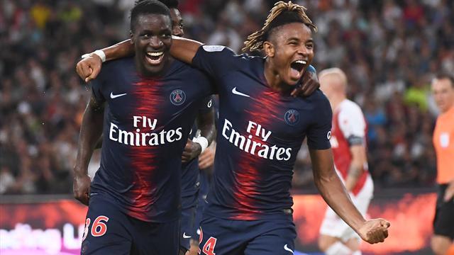 Neymar et les jeunes du PSG titulaires contre Caen