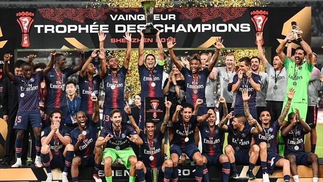 Avec 8 titres, le PSG s'offre un nouveau record