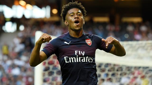 Arsenal youngster Nelson to be loaned to Hoffenheim - reports