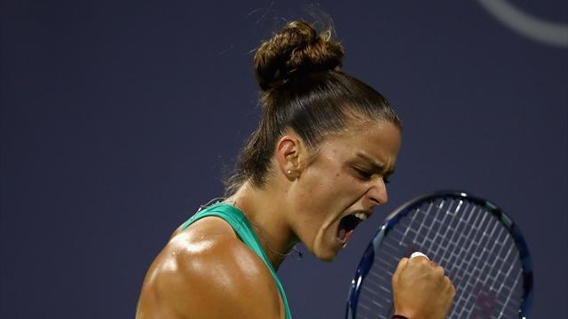 Elise Mertens s'incline face à Mihaela Buzarnescu — WTA San José