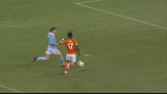 MLS: Houston Dynamo - Sporting Kansas CIty (Özet)