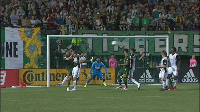 MLS: Portland Timbers - Philadelphia Union (Özet)