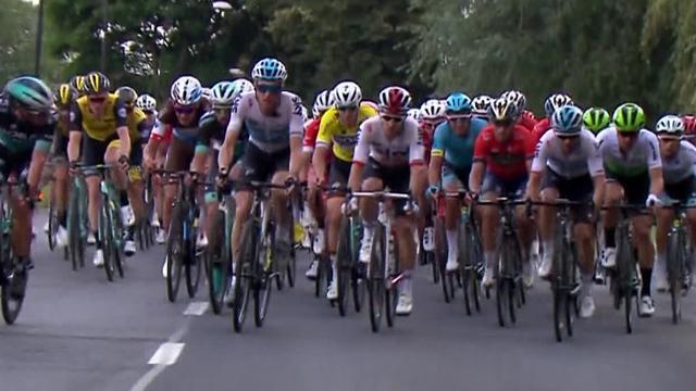 Giro di Polonia: i momenti chiave della 2a tappa