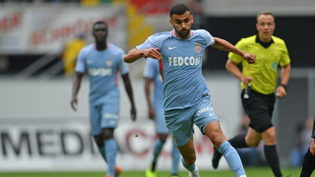 Ghezzal proche de Leicester City — Equipe d'Algérie