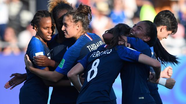 Les Bleuettes ont idéalement démarré leur Mondial : les temps forts de leur victoire