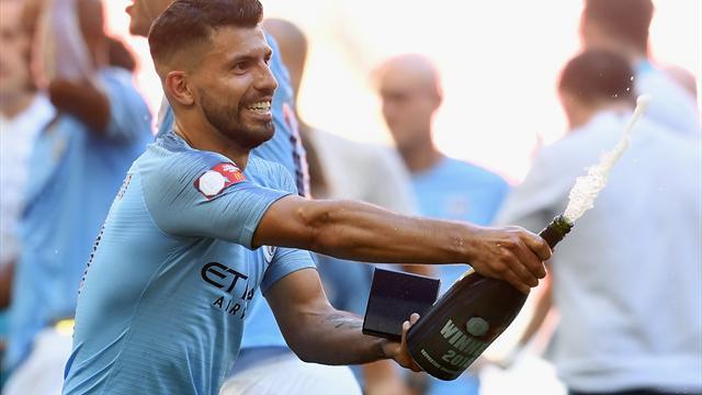 Aguero double helps City sweep Chelsea aside