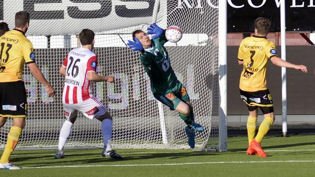 Eliteserie-keeper legger opp etter ny skadesmell