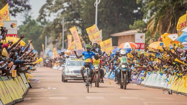 Rwanda: Mugisha tops breakaway to take Stage 2 victory, yellow jersey