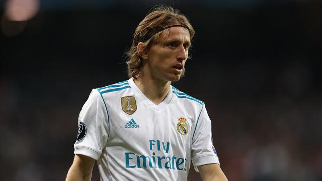 Le Real veut poursuivre l'Inter dans le dossier Modric