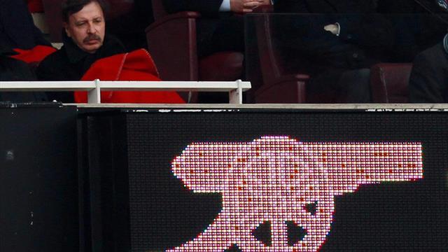Kroenke makes £1.8bn offer to buy Arsenal