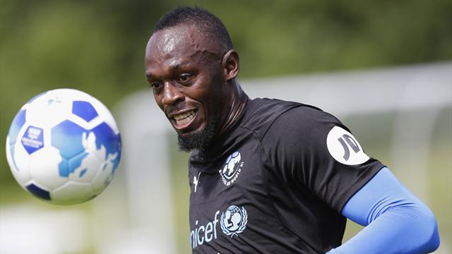Usain Bolt rejoint Central Coast Mariners, un club australien