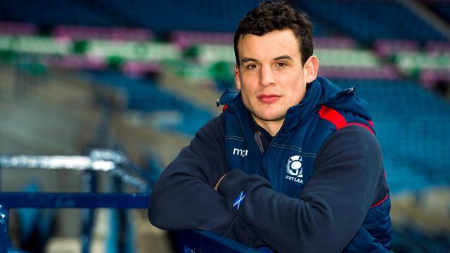 TOP 14 – Le coach clermontois Franck Azéma a expliqué sa décision de ne pas  conserver l international écossais par sa forte propension aux blessures et  par ... 47e7916b63a