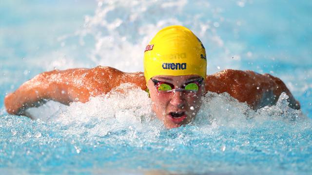 Nordic Swim Tour: Sarah Sjostrom consigue la mejor marca mundial del año en 100 mariposa