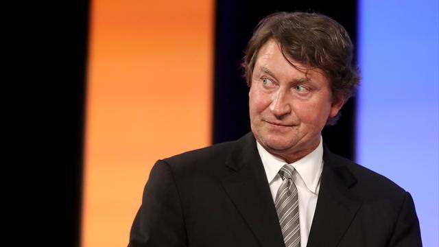 Гретцки стал глобальным послом китайского «Куньлуня», выступающего в КХЛ