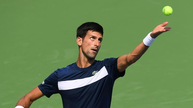 Djokovic opens up Rogers Cup with straight-sets victory over Basic