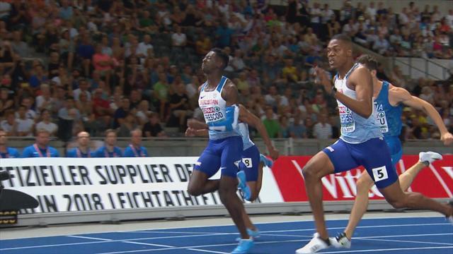 Avrupa Atletizm Şampiyonası: Erkekler 100 metre finali