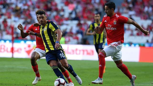 Fenerbahçe-Benfica maçına Sloven hakem