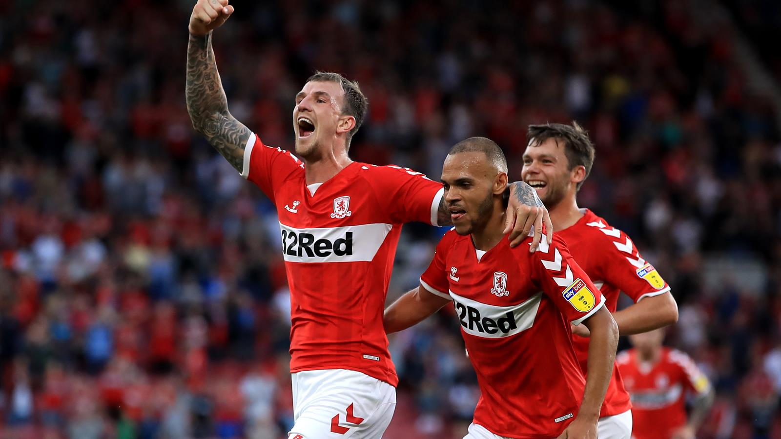 middlesbrough brush aside sheffield united