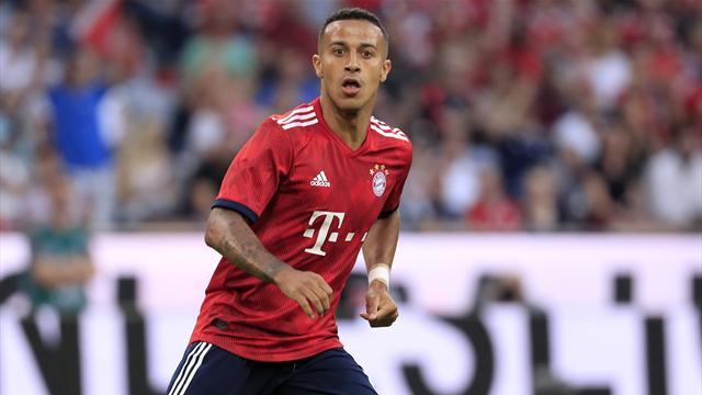 Bayerns Thiago angeblich mit Real einig
