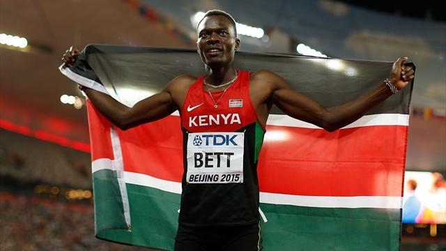 Кенийский чемпион мира по легкой атлетике погиб в автокатастрофе