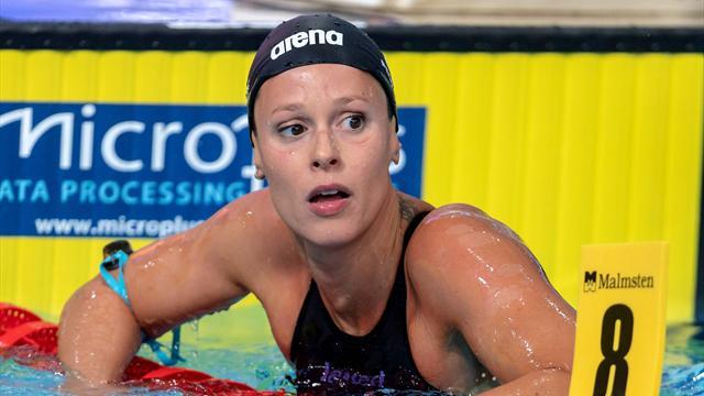 Federica Pellegrini quinta nella finale dei 100m: dominio assoluto di Sarah Sjoestroem