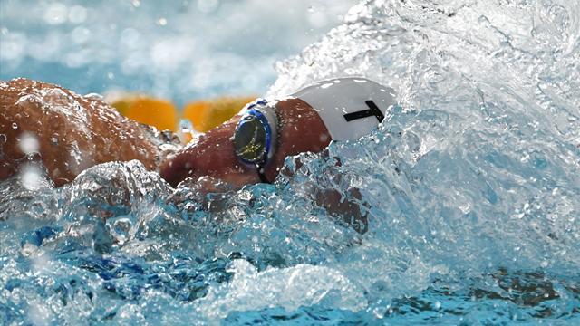 Bonnet a tout donné mais Sjöström était trop forte : son 100m pour le bronze en vidéo