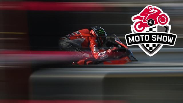 Lorenzo bat Marquez, Lüthi dernier — GP d'Autriche
