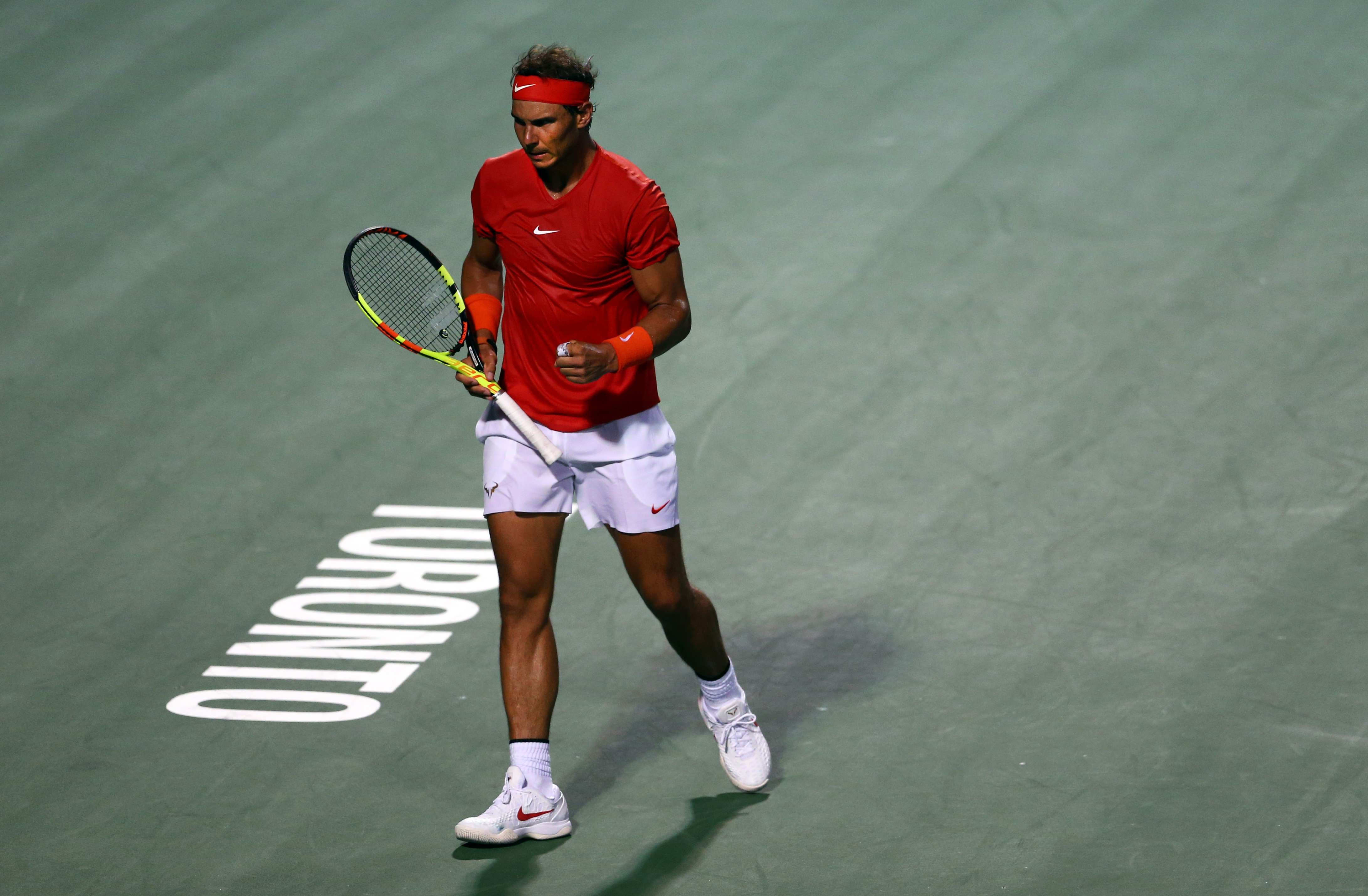 Rafael Nadal à Toronto