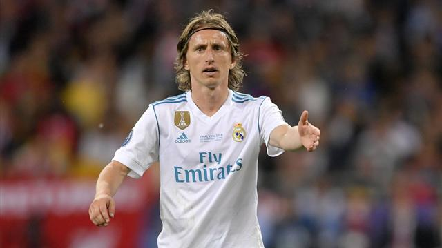 Paper Round: Modric set for huge new contract