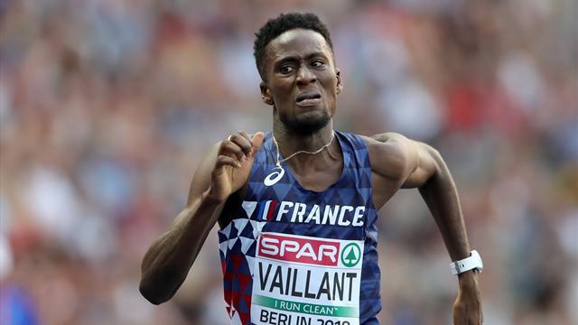 Cinq français sélectionnés pour le match Europe - Etats-Unis