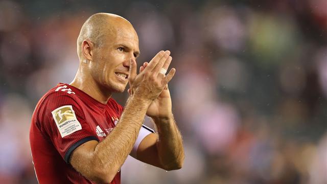 Franck Ribéry et Arjen Robben au Bayern Munich, c'est presque fini