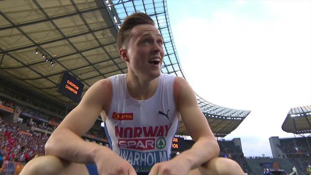 Warlhom cruises to 400m hurdles triumph
