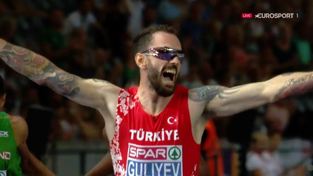 "Ramil Guliyev, Avrupa'da ""ayın atleti""ne aday"