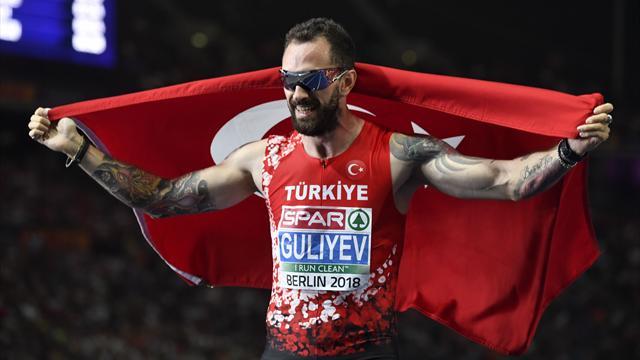 Guliyev'in hedefi olimpiyat altını