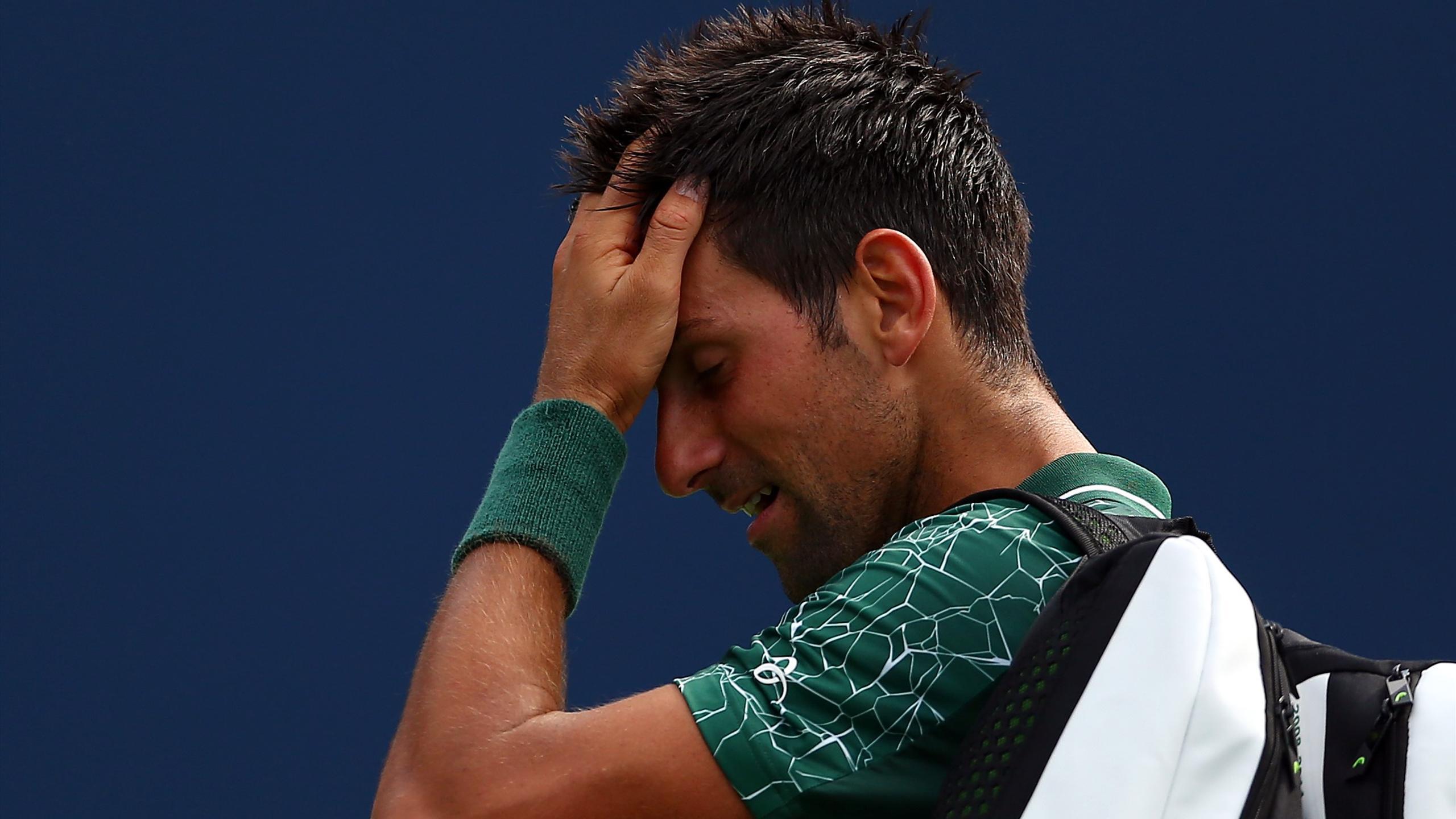 Djokovic fera l'impasse sur Toronto après les JO