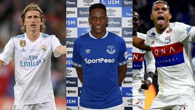 El día clave de Modric, el gran negocio del Barça y Mariano, los nombres del día