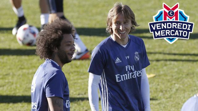 Modric, Marcelo : Le Real peut-il tout perdre ? On en parle dans Vendredi mercato à 13h