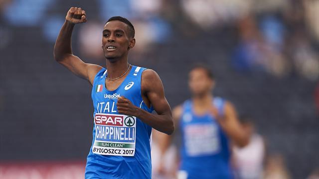 Dall'Etiopia a Berlino, passando per Siena: Yohanes Chiappinelli, la stella nascente azzurra