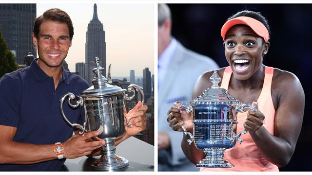 Order of play, Day 9: Nadal, Stephens and Serena aiming for semi-finals