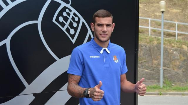 Hernandez prêté à la Real Sociedad
