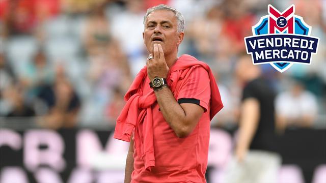 """""""Le mercato de Manchester United prouve que Mourinho est sur un fil"""""""