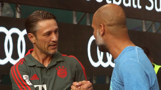 "Transfer-Wahn? Kovac: ""Machen es anders beim FC Bayern"""